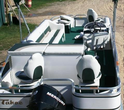 Minnesota Pontoon rental